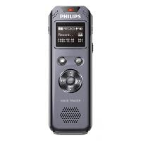 飞利浦录音笔VTR5800 MP3数字降噪FM收录 高清电话录音 收音机