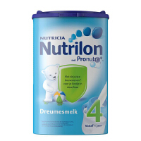 【当当海外购 】荷兰Nutrilon诺优能牛栏奶粉 婴幼儿宝宝进口奶粉 4段800g (12-24个月宝宝)日期新鲜到18年5月左右