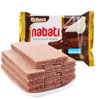 [当当自营] 印尼进口 丽巧克纳宝帝巧克力味威化饼干 58g