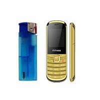 【包邮】 福中福F622B 双卡双待 袖珍型 迷你 小孩儿童 金属热卖 迷你小手机