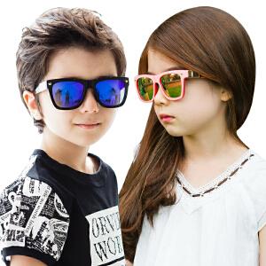 KK树儿童亲子眼镜防晒太阳镜男童女童墨镜防紫外线眼镜宝宝潮