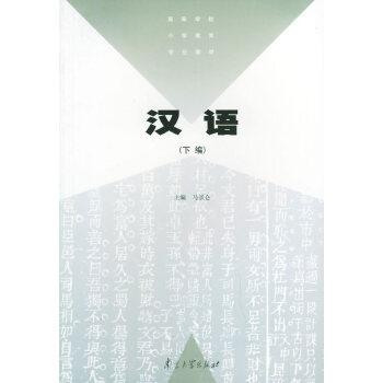 汉语(下编)――高等学校小说教育专业教材