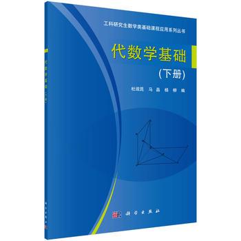 POD-代数学基础(下册)