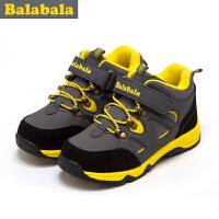 巴拉巴拉 balabala童鞋男童运动鞋儿童鞋子2015儿童冬装新款
