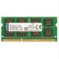 【当当正品店】金士顿(Kingston)低电压版 DDR3 1600 8GB 笔记本内存 1.35V低电压产品,笔记本内存条!