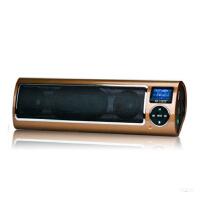 不见不散插卡音箱LV520三代 外放随身听MP3 不见不散便携音响