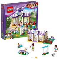 [当当自营]LEGO 乐高 Friends好朋友系列 心湖城宠物狗狗中心 积木拼插儿童益智玩具41124