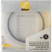 尼康UV镜 72mm 多层镀膜NCUV镜 中性颜色滤光镜