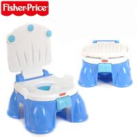 费雪皇室音乐嘘嘘乐宝宝便携坐便器儿童坐便凳小孩马桶P0108