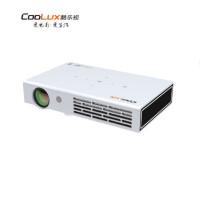酷乐视(COOLUX)X5(NEW) 便携 家用 智能投影机 (3D 高清 无屏电视 微型投影仪)