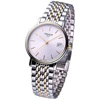天梭 (TISSOT)手表 心意系列石英男表T52.2.481.31