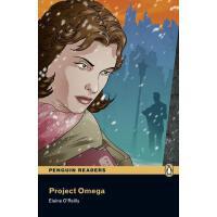 朗文企鹅-原版英文名著分级读物的简写版Level 2 Project Omega [欧米茄计划]