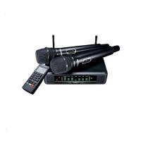 得胜(TAKSTAR) TS-6500FX 唱霸专属 多功能娱乐 U段无线麦克风