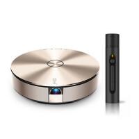 坚果G1s投影仪 智能办公Wifi家用3D投影机高清投影1080P 无屏电视