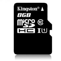 【高速class10】金士顿8G 16G 32G 64g内存卡 扩展卡Micro SD卡高速tf卡class10 手机平板电脑 MP5内存卡 行车记录仪闪存卡内存卡