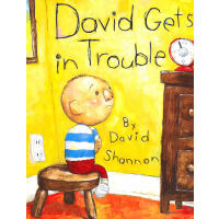 David Gets in Trouble  大卫惹麻烦 ISBN9780439050227