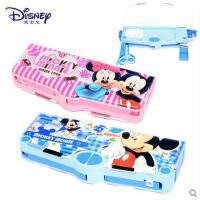 迪士尼中小学生文具盒女童男生儿童多功能笔盒铅笔盒笔袋韩国可爱 包邮