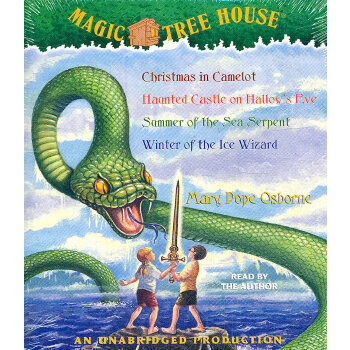 Magic Tree House #35: Night of the New Magicians by Mary Pope Osborne (Audio)