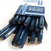 SIMBALION/雄狮54代用针笔0.05mm-黑 9种规格 中性笔 水笔 0.05mm