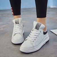 货到付款 路屋春季女鞋运动鞋女单鞋韩版休闲小白鞋跑步鞋平底透气学生板鞋