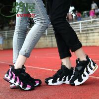 货到付款 2016新款情侣气垫运动鞋男士运动鞋休闲鞋女士休闲鞋春季潮鞋跑步鞋韩版增高气垫鞋男学生篮球鞋