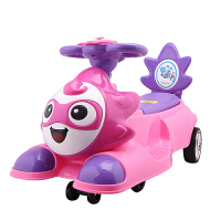 A+B扭扭车带音乐玩具车触控感应新款儿童车宝宝溜溜车摇摆车