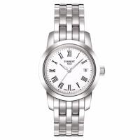天梭 (TISSOT)手表少女峰纪念版石英男表T033.410.11.013.10