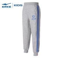 鸿星尔克男童装春秋新款运动服装大童儿童跑步休闲运动长裤