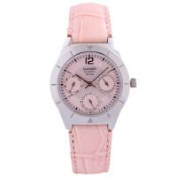 卡西欧(CASIO)手表时尚丽人女士百搭石英女表 LTP-2069L-4A