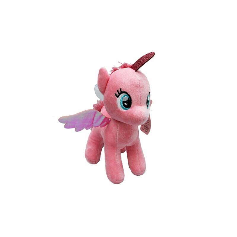 可爱毛绒玩具小马宝莉公仔毛绒玩具娃娃儿童生日礼