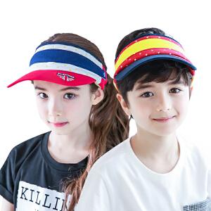 kocotree新款儿童帽子宝宝夏季正品遮阳帽儿童空顶帽男女棒球帽潮