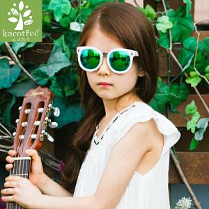 kk树儿童眼镜 亲子防紫外线太阳镜男女童墨镜防晒潮