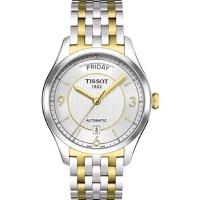 天梭 (TISSOT)手表 唯意系列机械男表T038.430.22.037.00
