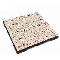 友邦ub中国象棋磁性大号折叠棋盘便携式 学校成人儿童教学专用棋 棋盘尺寸:31x31x2 cm
