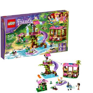 [当当自营]LEGO 乐高 Friends好朋友系列 丛林救援基地 积木拼插儿童益智玩具 41038