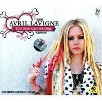 【商城正版】艾薇儿Avril:美丽坏东西(1CD)Girlfriend