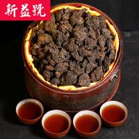 【老茶新装500克】新益号 老茶头 普洱茶 陈年醇香普洱熟茶