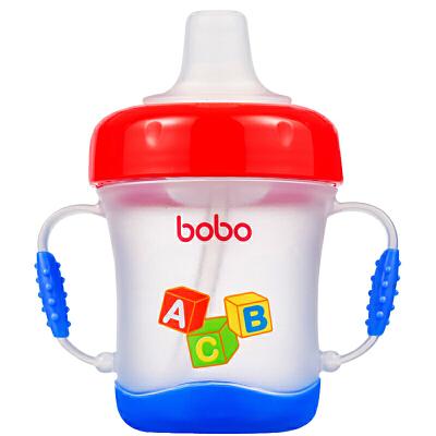【当当自营】乐儿宝(bobo) 安全软嘴杯170ml 红色IBB416-R