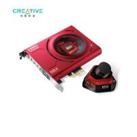 创新(Creative)Sound Blaster ZX PCI-E内置高端声卡游戏发烧听音乐录音电脑设备
