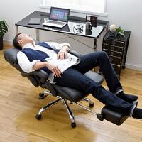 日本山业SANWA电脑椅可躺 午休办公多功能椅 SNC117