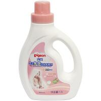 【当当自营】Pigeon贝亲 婴儿多效柔顺剂(阳光香型)1.2L  MA59