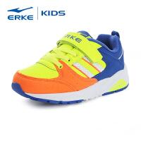鸿星尔克秋季新款儿童运动鞋男童女童时尚休闲鞋中小童鞋