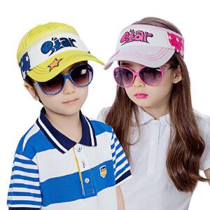 kocotree男女儿童帽子春秋棒球帽鸭舌帽宝宝帽子春秋2-4-8岁小孩帽子韩潮