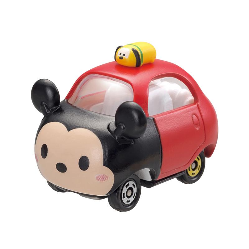 [当当自营]TOMY 多美 迪士尼多美卡TSUMTSUM TOP 米奇小汽车 TMYC834861[秒杀产品无法参加满减]【当当自营】适合3岁以上儿童迪士尼多美卡
