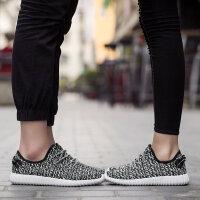 2017夏季新款运动鞋男士板鞋休闲鞋男透气帆布鞋情侣女士跑步椰子鞋 货到付款
