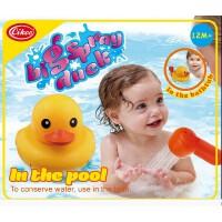 超爱宝宝洗澡必备 大黄鸭花洒 儿童洗澡玩具 戏水玩具