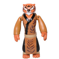 [当当自营]BANDAI万代捣蛋嘉年华-功夫熊猫-娇虎BANC84002