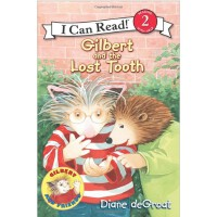Gilbert and the Lost Tooth 吉尔伯特换牙了(I Can Read, Level 2) ISBN9780061252167