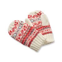 davebella戴维贝拉秋冬季男女童宝宝护手保暖手套