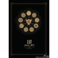 正版预售 张杰2015年新专辑 拾 十 CD 典藏豪华写真集 海报